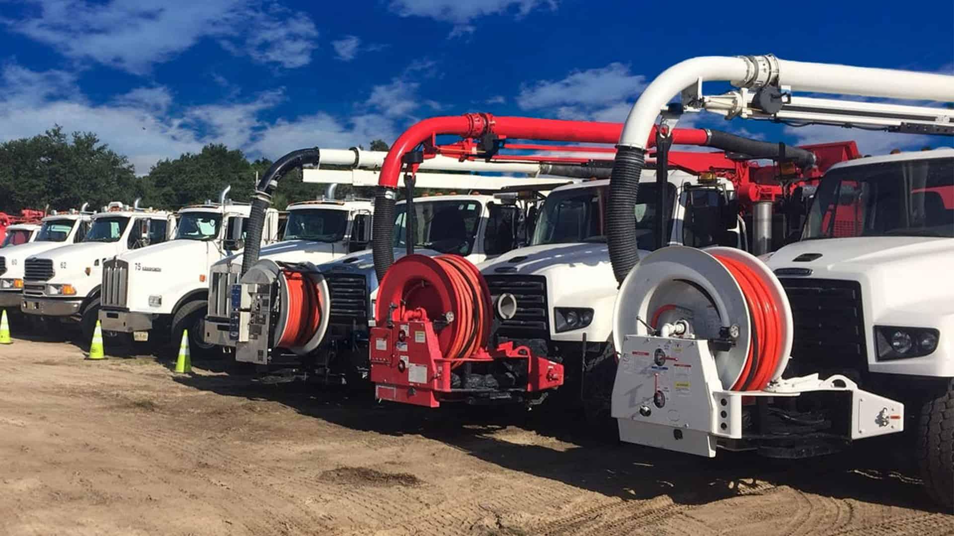 Remediation Trucks